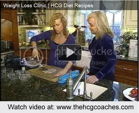 weight loss on hcg first week
