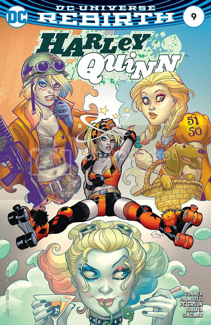 Harley Quinn #9