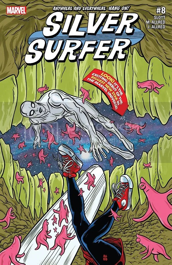 Silver Surfer #8
