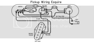 Fender® Forums • View topic  Esquire resistor mod