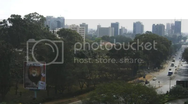 Special Edition: Nairobi Pictures (Kenya), A Beautiful East African City... (3/6)