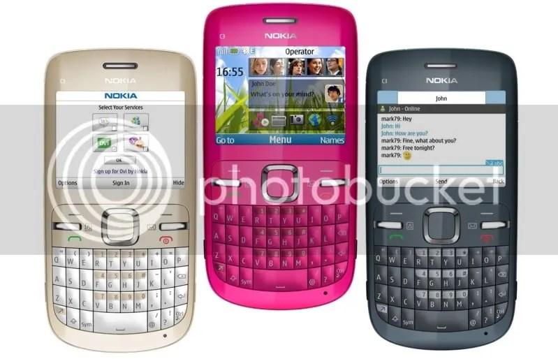 Nokia C3 Chaos at Sarit Centre... (1/4)