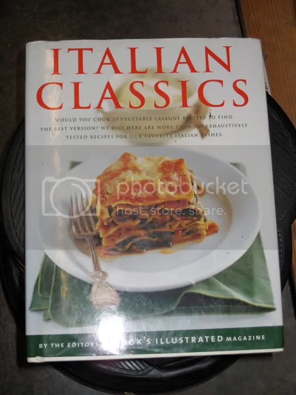 Bought this cookbook. . . Yes, its HUGE. . . I cannot WAIT until I have time to cook some of these recipes.  They sound phenomenal!
