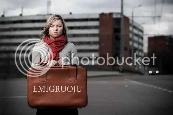 Emigruoju