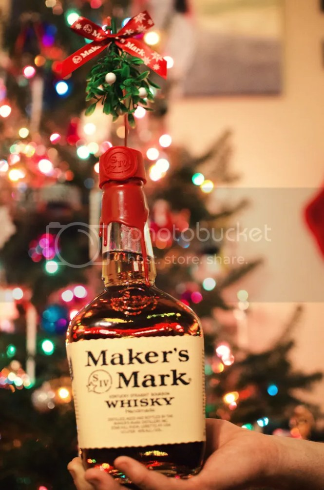 maker's mark ambassador gift christmas 2016
