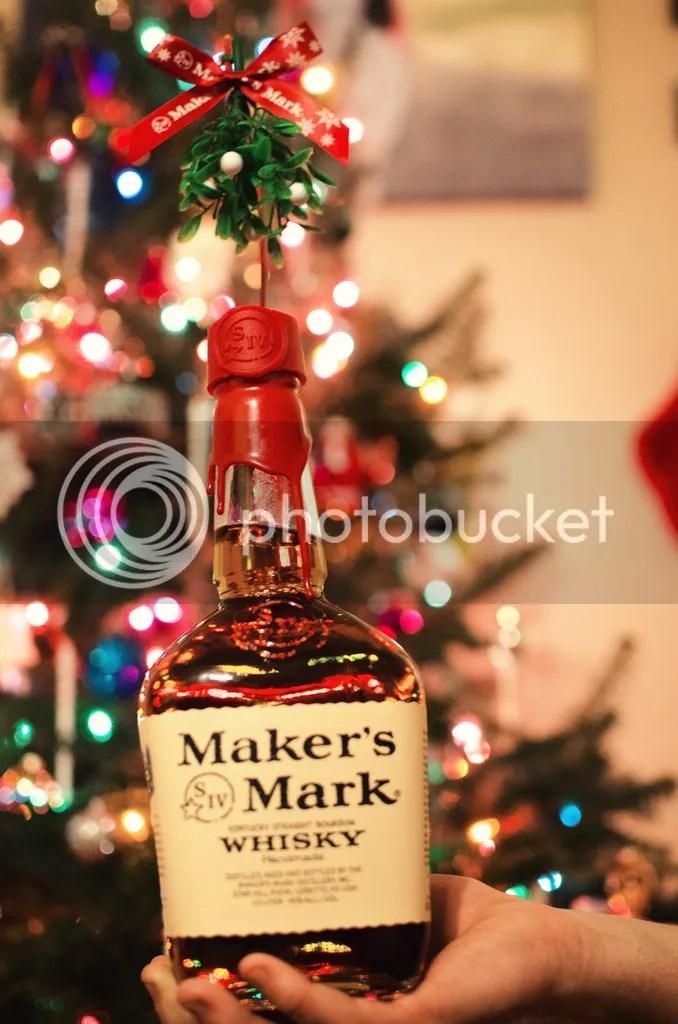 maker's mark ambassador gift christmas 2016