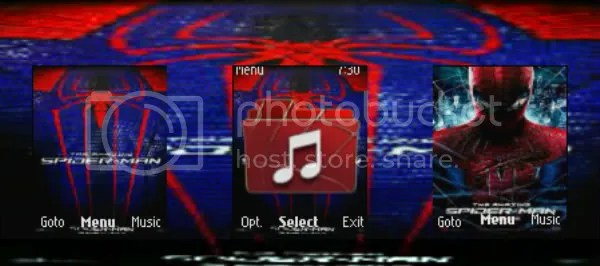 The Amazing Spider Man Theme For All Catagories   Nokia Themes