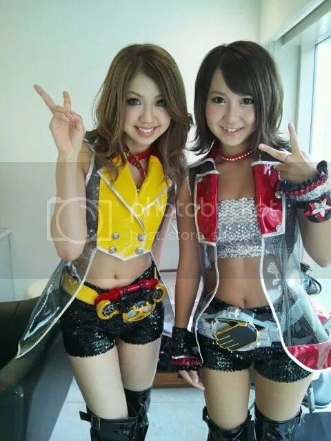 Nagura Kaori & Akita Chisato