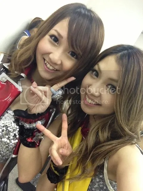Akita Chisato & Nagura Kaori