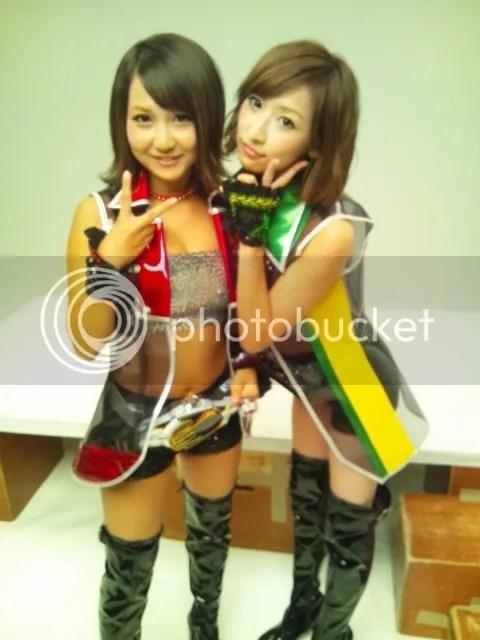 Akita Chisato & Isaka Hitomi