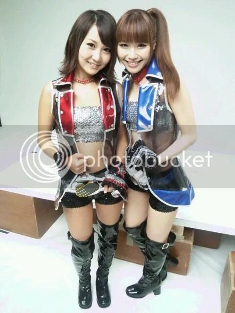 Akita Chisato & Yasuda Nao
