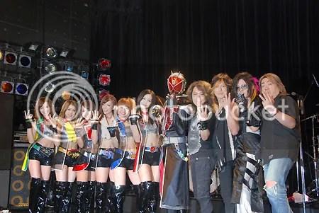 Kamen Rider GIRLS. Wizard & RIDER CHIPS