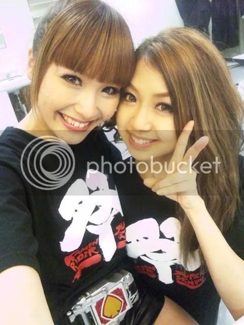 Yasuda Nao & Nagura Kaori