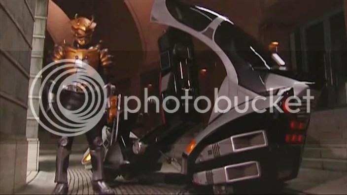 Kamen Rider Scissors & Rider Shooter