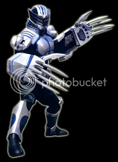 Kamen Rider Tiger