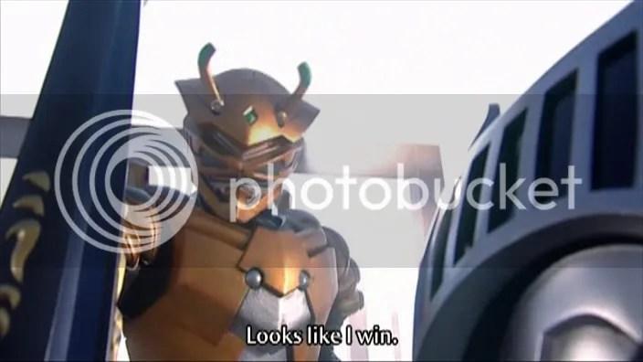 Scissors VS Knight