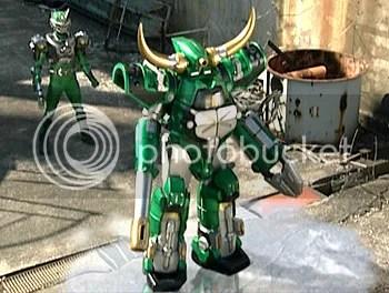 Kamen Rider Zolda & Mangugiga