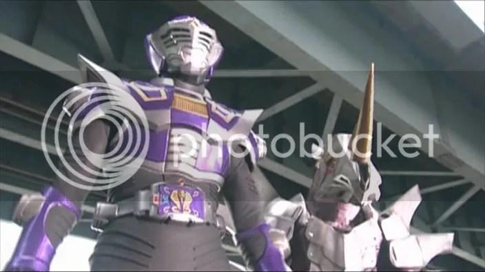 Kamen Rider Ohja & Metalgelas