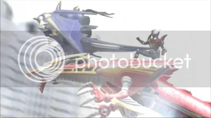 Kamen Rider Ryuuki Survive