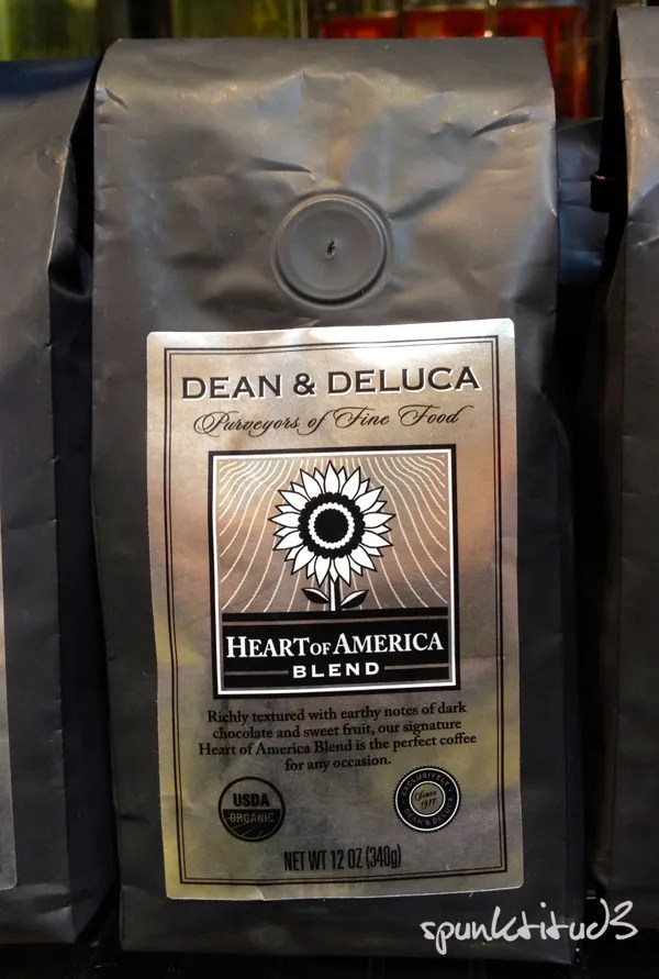 Dean and Deluca Heart of America