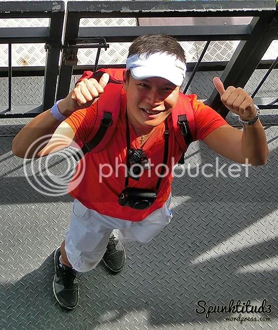 Day of Adventures at SAFRA Yishun