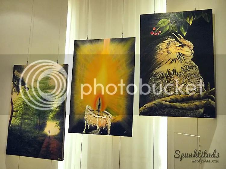 Yellow Ribbon Community Art Exhibition 2013