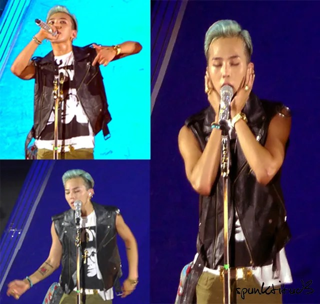 BIGBANG Alive Galaxy Tour Singapore 2012
