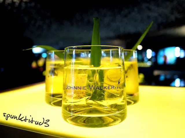 Johnnie Walker Circuit Lounge Party