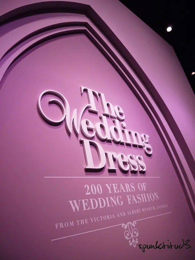 The Wedding Dress Exhibition