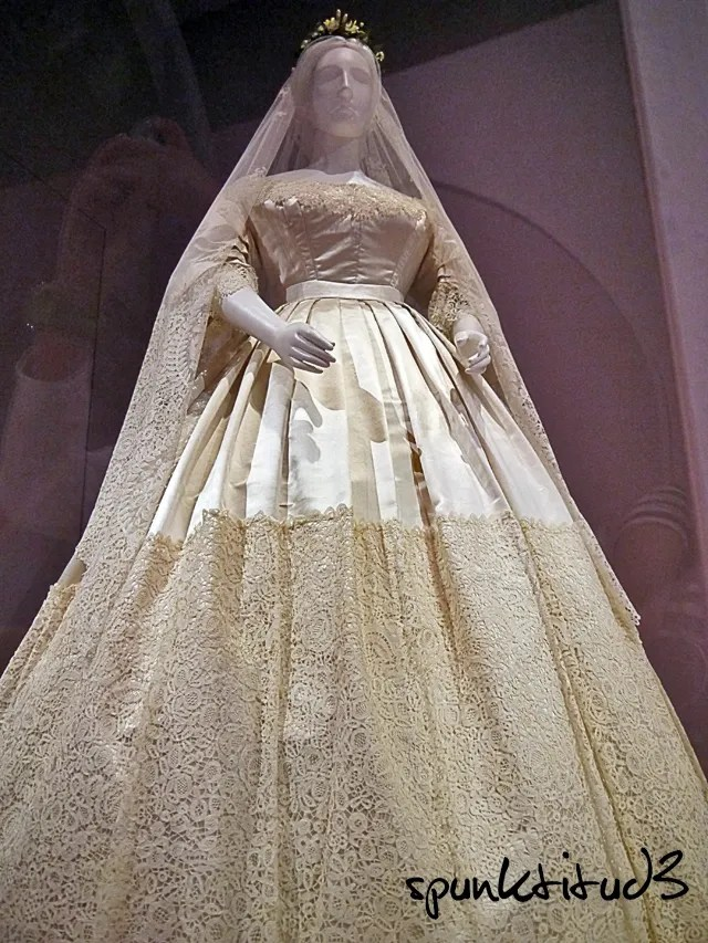 wedding dress date of manufacture 1865 the bride s dress was a focal