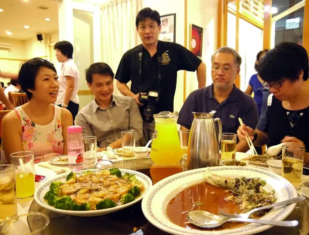 ieatishootipost makan session - Ocean Kingdom