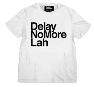 Goods of Desire G.O.D. Singapore - Delay No More Lah