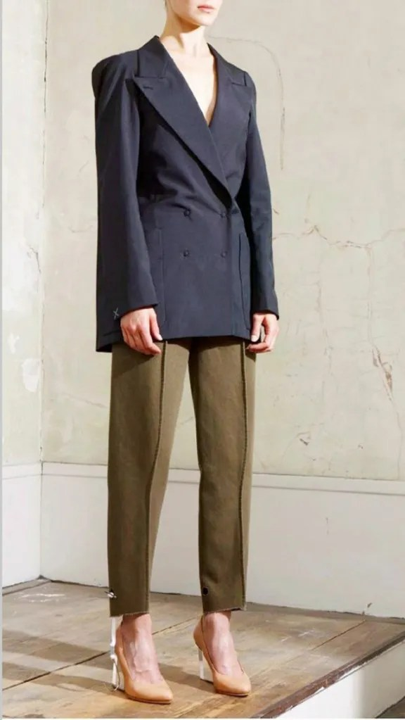 Maison Martin Margiela x H&M Lookbook