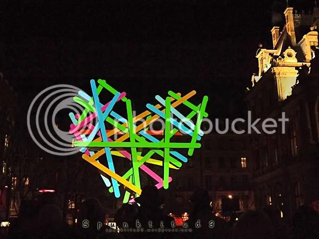 Fête des Lumières 2012