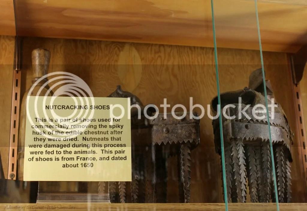 photo Commercial Nutcracking Shoes at the Leavenworth Nutcracker Museum_zpsjgt9brbz.jpg