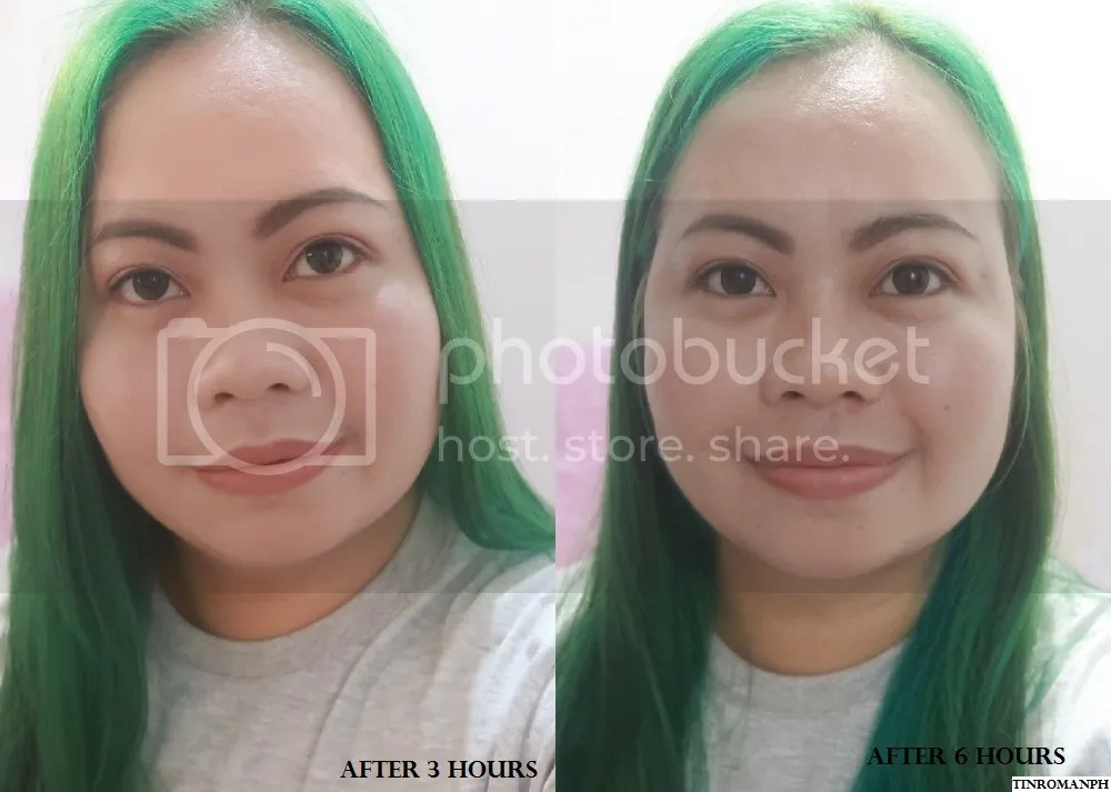 Rucy's Vanity Full Face First Impression