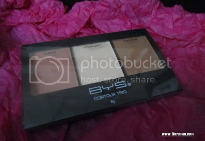 BYS Contour Trio in 'Sweet' SRP 449.00