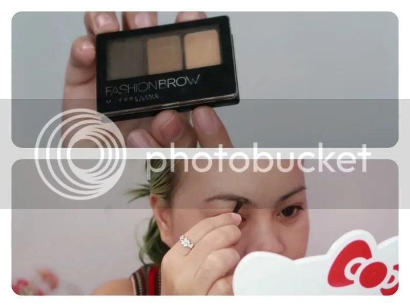 Maybelline Fashion Brow Kit - Define Eyebrow