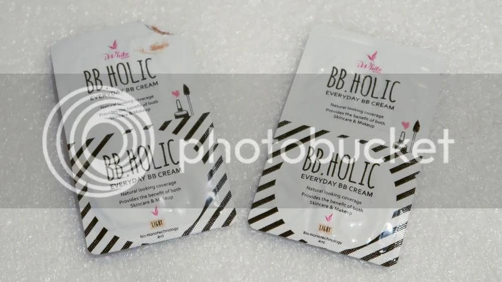 iWhite Korea BB holic Everyday BB Cream | Review