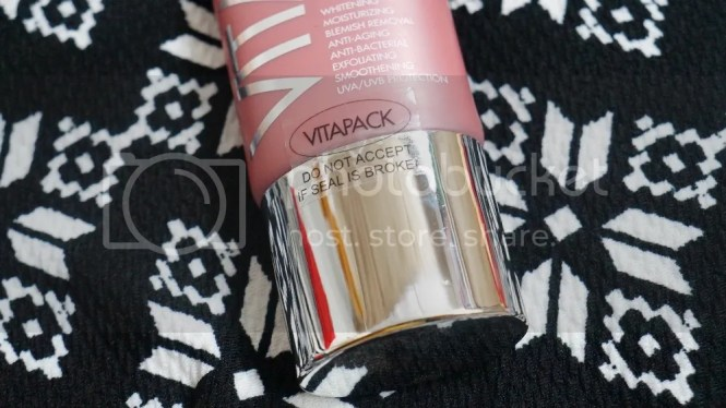 Vitapack 8 in 1 Whitening Lotion
