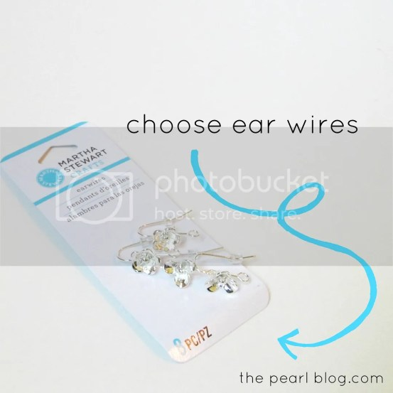 martha stewart ear wires