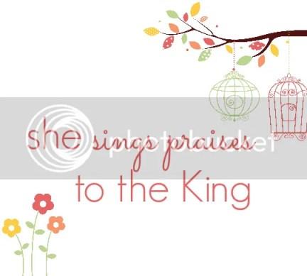 she sings praises