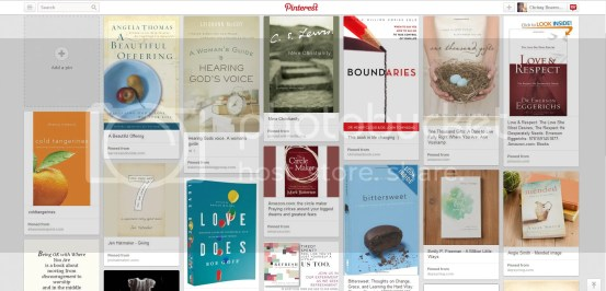 pinterest board books to read