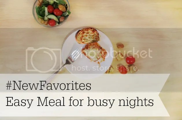 easy meal for busy nights #NewFavorites #shop