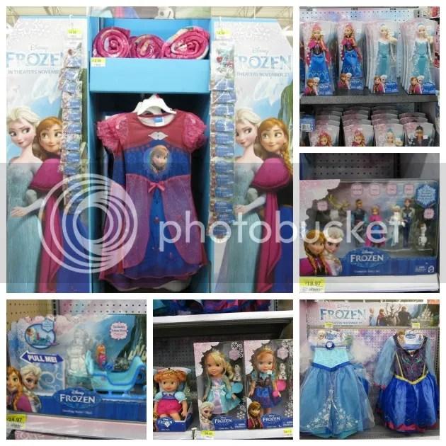 Walmart FROZEN #FrozenFun, #shop, #cbias