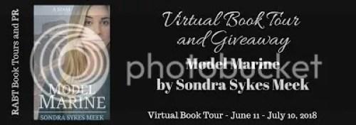 Model Marine tour graphic