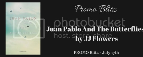 Juan Pablo and the Butterflies tour graphic