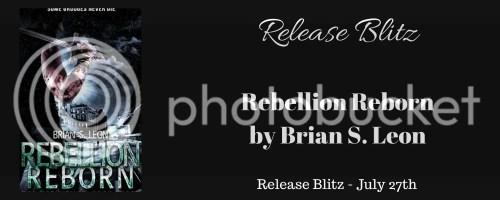 Rebellion Reborn tour graphic