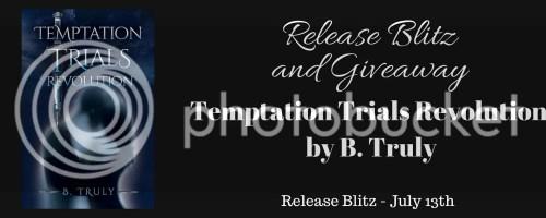 Temptation Trials Revolution tour graphic