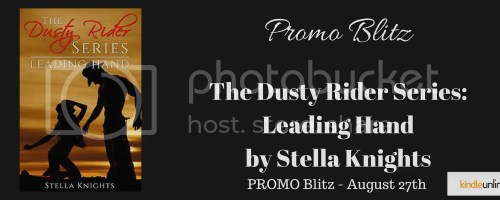 The Dusty Rider Series, Book 2 banner